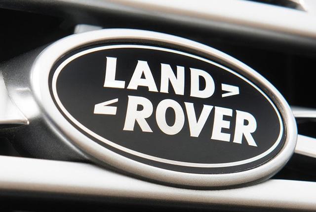 Land Rover autó logó