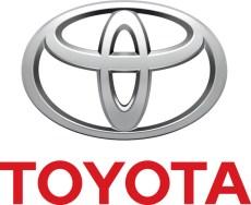 Toyota autó embléma