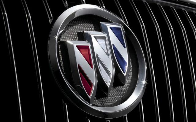 Buick logo, embléma