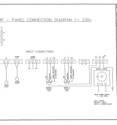 pump control panel wiring diagram wiring diagrams the single phase water pump control panel wiring diagram [ 2308 x 1624 Pixel ]