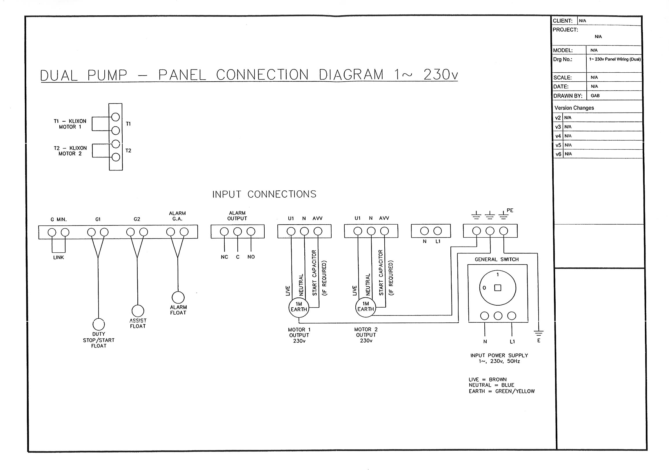 fire pump control panel wiring diagram metra harness septic alarm get free image