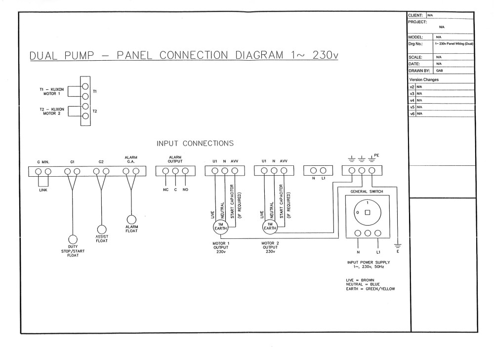 medium resolution of pump control panel wiring diagram wiring diagrams the single phase water pump control panel wiring diagram