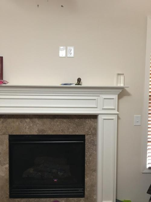 small resolution of also this assumes you control the fireplace using a wall switch when you flip the switch the fireplace comes on if you have that type of fireplace