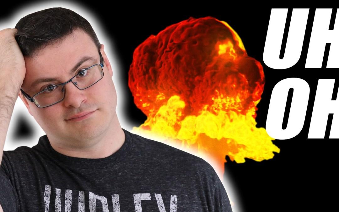 Nuclear Fallout From Google I/O 2019?