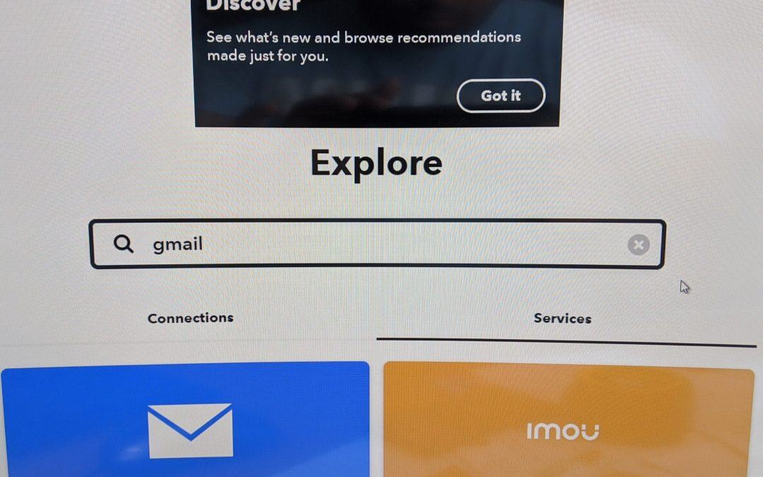 IFTTT List of Discontinued Services