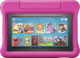 Pink Fire 7 Kids Edition Tablet Pink