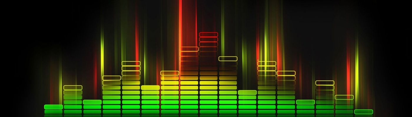 Equalize Sounds Wave HD Wallpaper| Nine Wallpaper