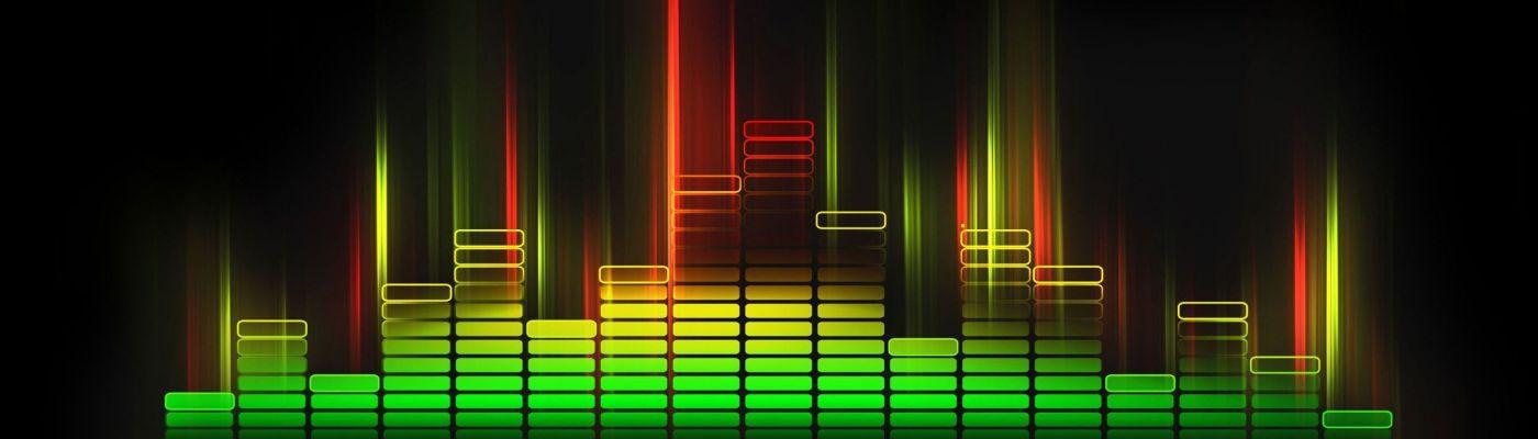 Equalize Sounds Wave HD Wallpaper  Nine Wallpaper