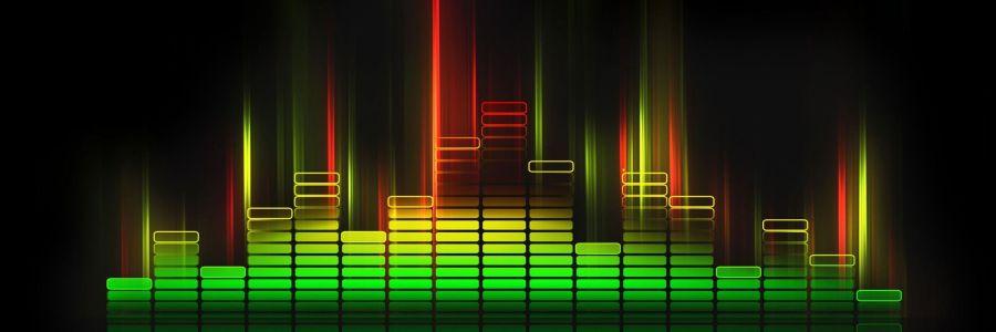 Equalize Sounds Wave HD Wallpaper| Nine Wallpaper