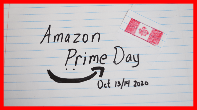 Amazon Canada Prime Day Deals List