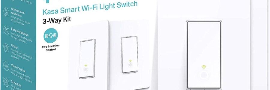 TP Link Kasa Smart Light Switch 3 way