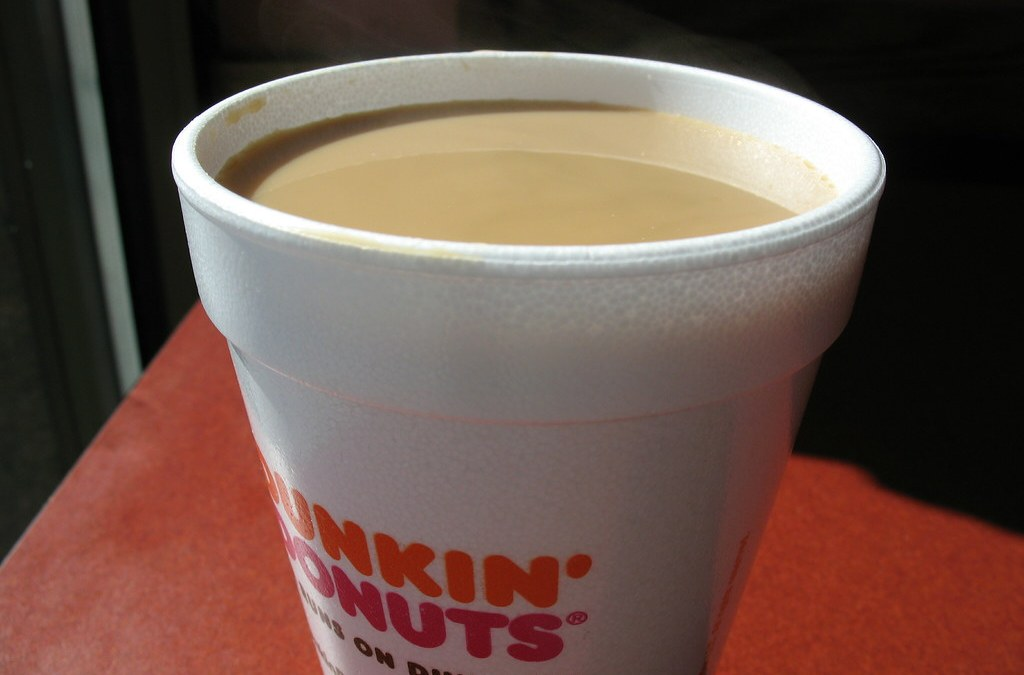 Order Coffee from Dunkin Donuts with Google Assistant Monetization