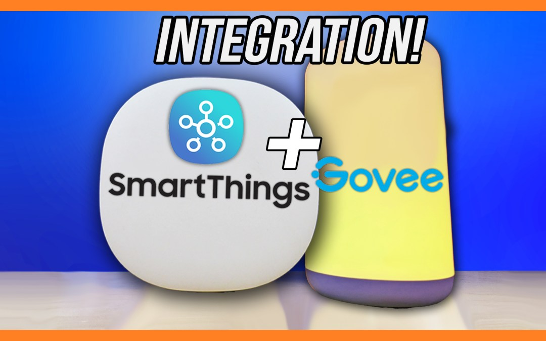 Govee and SmartThings Working Together