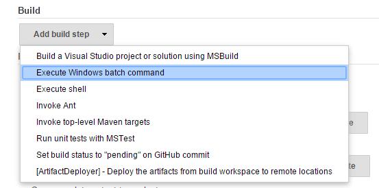 Jenkins: Get Source Code By Specific TFS Changeset - DZone DevOps