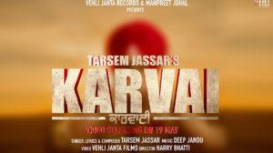 Karvai Lyrics – Tarsem Jassar