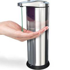Kitchen Liquid Dispenser Narrow Island Automatic Soap Review Home Co