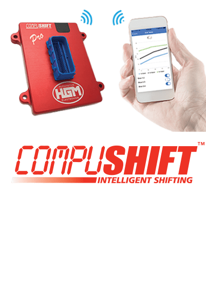 HGM Compushift Transmission Control Systems