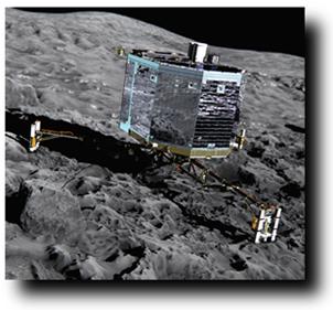 Maxon-Comet-Lander