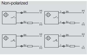 Inductive Sensor Wiring Diagram