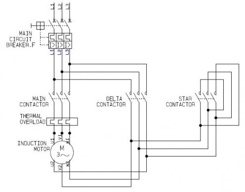 3 phase isolator switch wiring diagram 2005 dodge neon starter single pole contactor sgo vipie de rh 2pheraei bresilient co 1