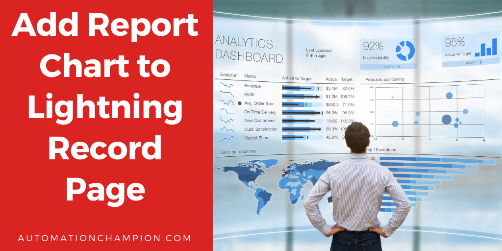 Add Report Chart to Lightning Record Page