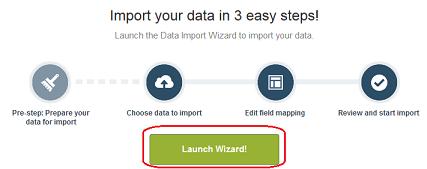 Launch Wizard!