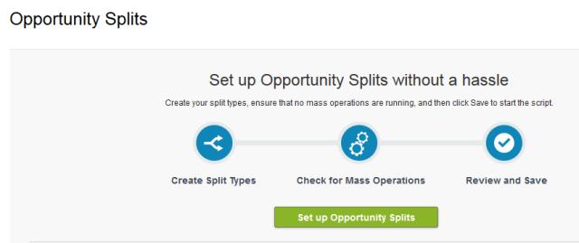 Opportunity Splits Enhancement Spring'14