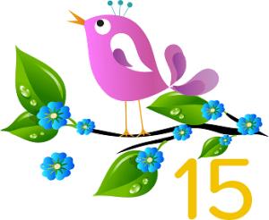 Spring15 release logo