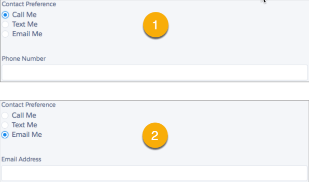 Dynamically Update Flow Screen Fields