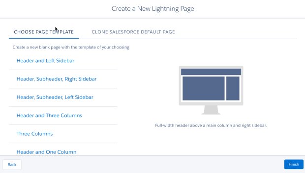 Lightning Pages Even More with New Templates