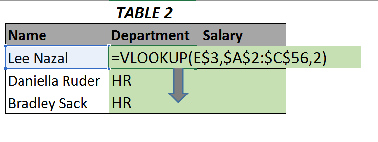 Quick-guide to VLOOKUP for automation experts