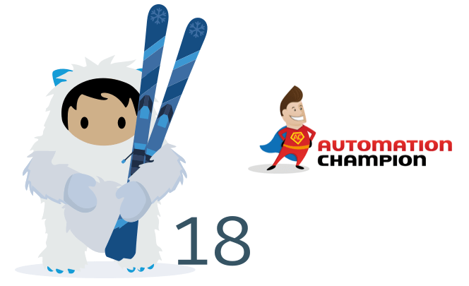 Salesforce Winter18 release quick summary