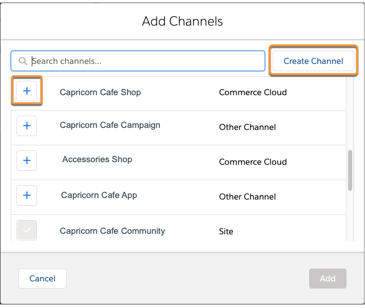 CMS channels in Salesforce Spring 20 Release