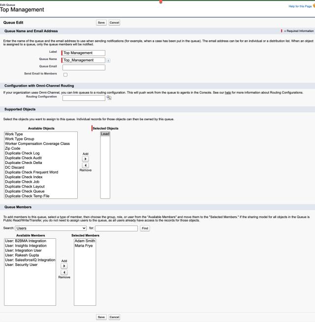 Process Builder 98.3 - Create a Queue