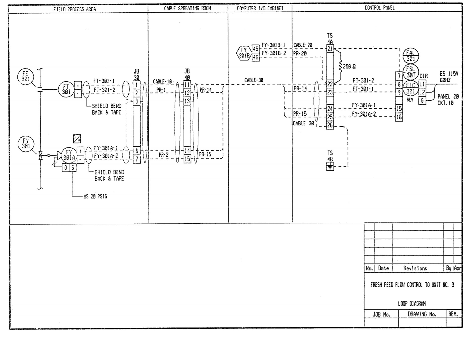 hight resolution of what is an instrumentation loop diagram field instrumentation electrical loop diagram electrical loop diagram
