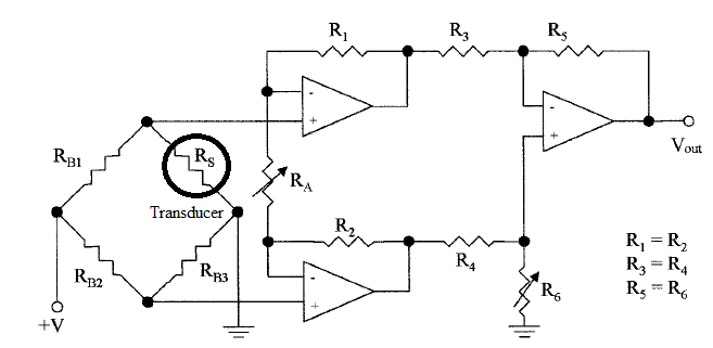 Instrumentation amplifier and it's applications