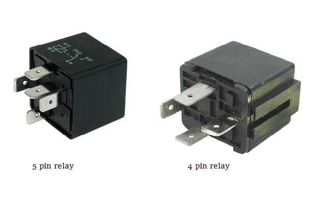 5 Pin Relay Operation Pdf