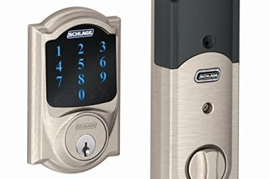 Difference between Schlage Sense, Connect and Touch
