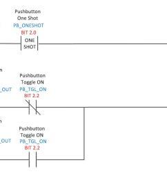 toggling pushbutton logic [ 1241 x 759 Pixel ]