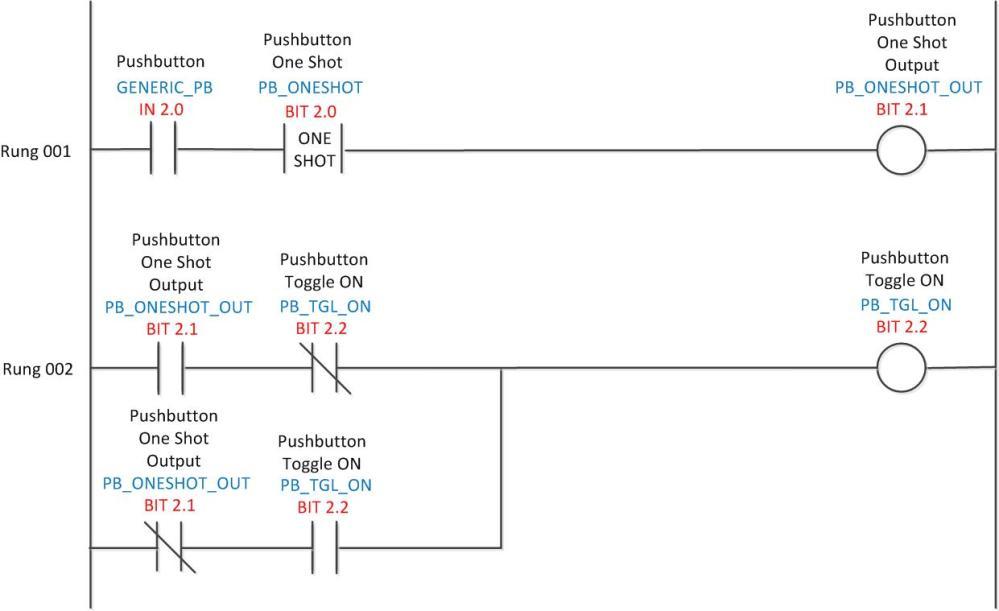 medium resolution of ladder logic 301 toggle u2013 automationprimerlatching circuit ladder diagram 14