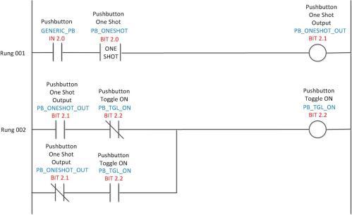 small resolution of ladder logic 301 toggle u2013 automationprimerlatching circuit ladder diagram 14