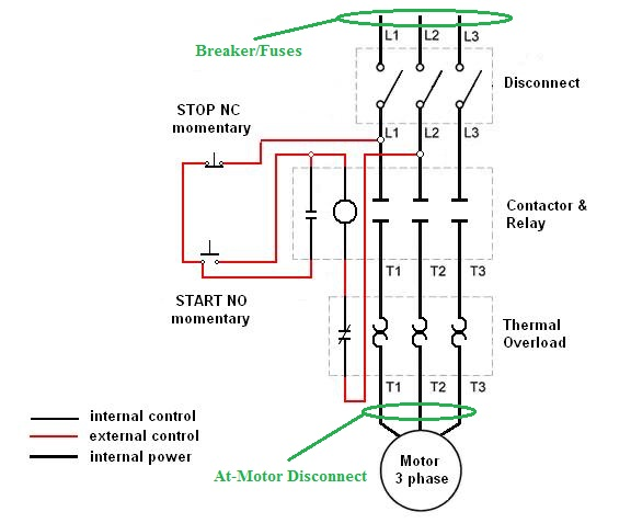 Motor_St_Diag?resize=576%2C477 wiring diagram for time delay relay the wiring diagram schneider relay wiring diagram at mifinder.co