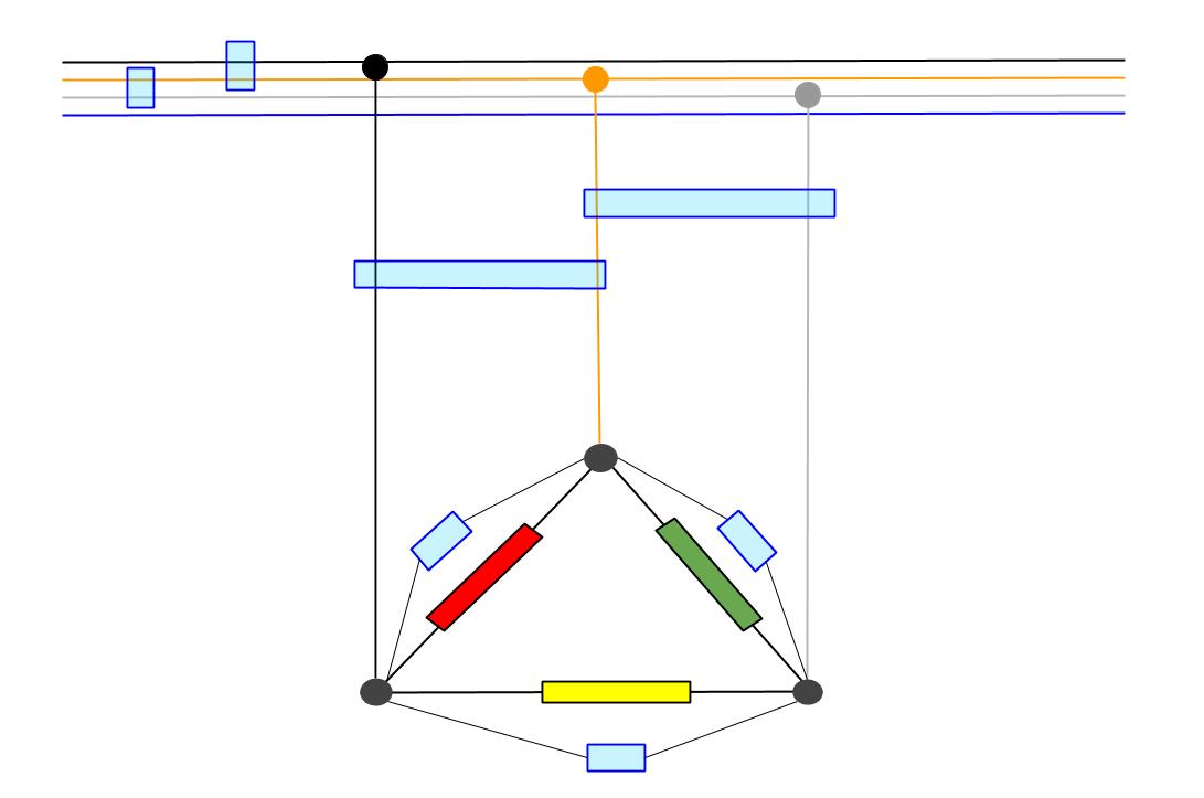 Motor conexión triángulo
