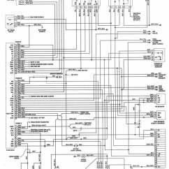 2000 Chevy Blazer Wiring Diagram 2005 Dodge Caravan Radio Toyota 1986/93 | Diagramas Esquemas Ubicacion De Components Mecanica Automotriz