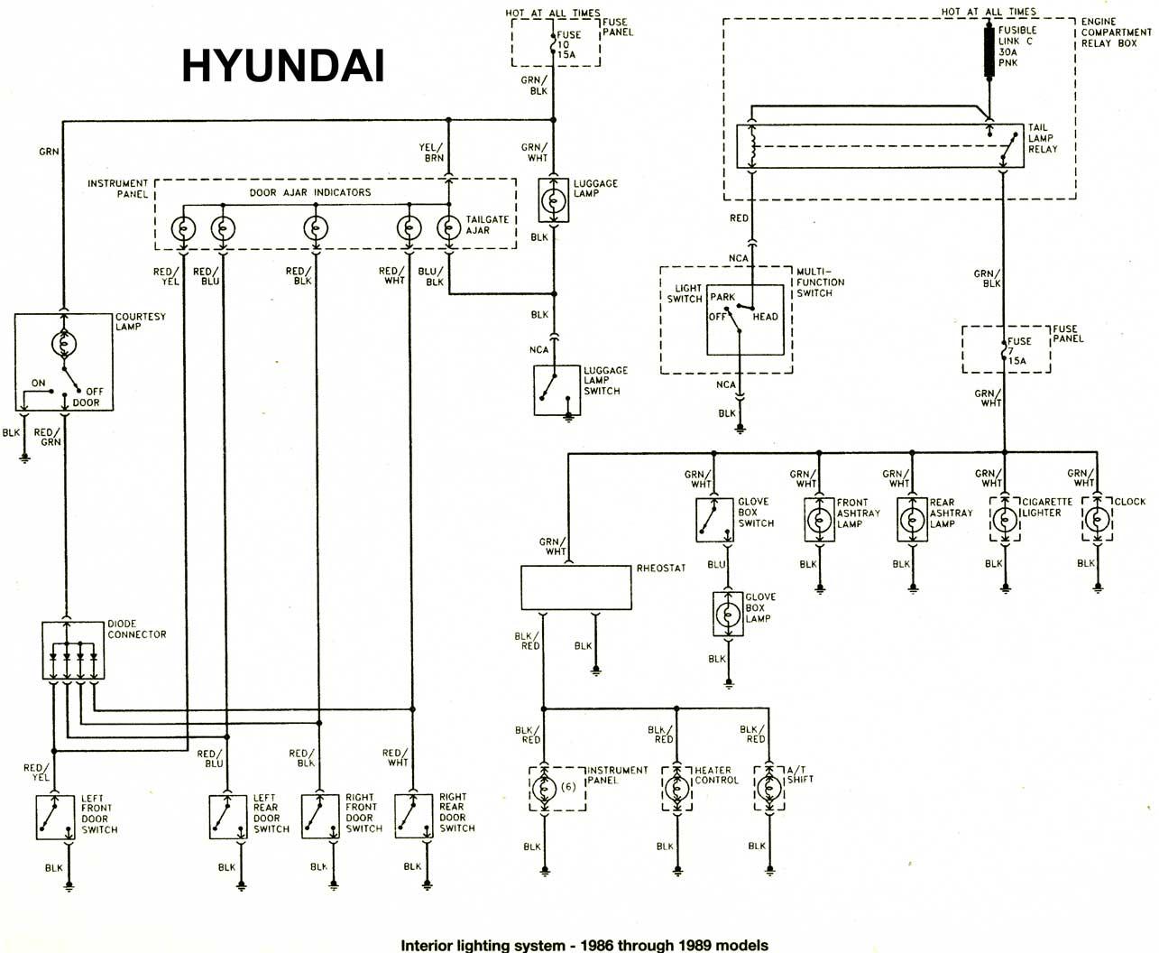 1993 Mustang Wiring Diagram Pdf