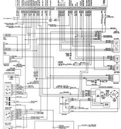 1991 93 3 1l esquemas electricos rodeo [ 1014 x 1323 Pixel ]