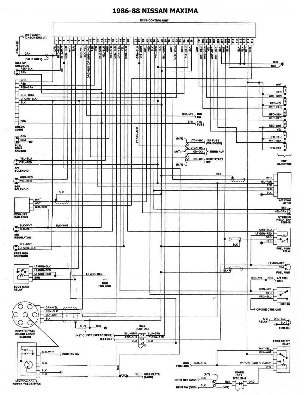 medium resolution of nissan 198693 diagramas esquemas