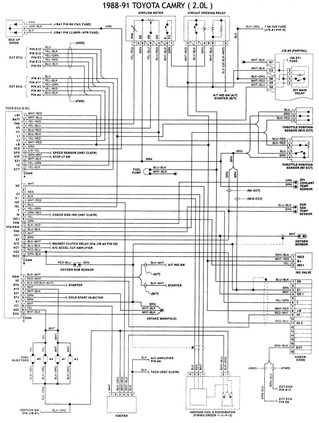 hight resolution of toyota 1986 93 diagramas esquemas ubic de comp mecanica electrico de toyota corolla 97 on 1992 toyota tercel engine diagram