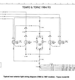 1992 ford tempo wiring diagram get free image about 1994 ford tempo 1989 ford tempo [ 1036 x 784 Pixel ]