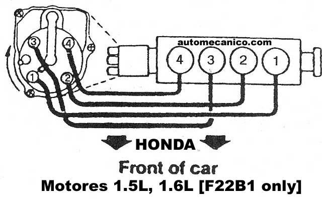 02 Honda Accord 30 Firing Order
